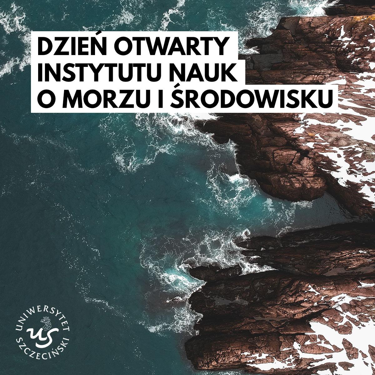 Dzień Otwarty Instytutu Nauk o Morzu i Środowisku 27.05.2021 godz. 12:00