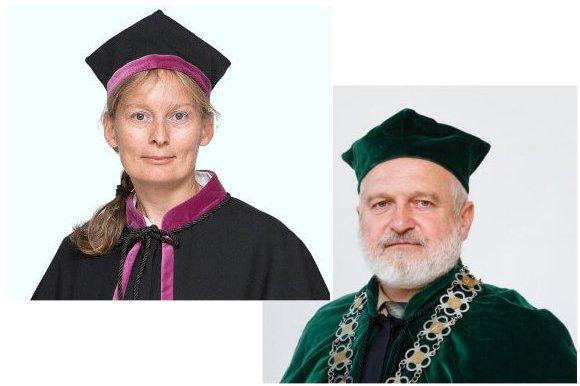 Tytuły profesorskie dla pracowników naukowych INoMiŚ